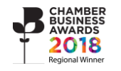 Fortress Diagnostics Chamber Business Awards 2018 Regional Winner